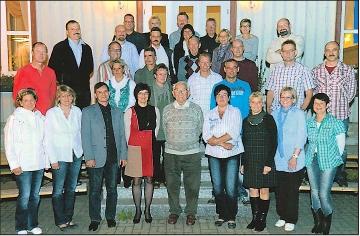 """""""Weißt Du noch..."""" – so begannen viele Gespräche Gelungenes Treffen ehemaliger Wintersport Vereinskameraden in Elbingerode"""