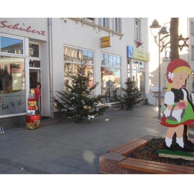 Foto zur Meldung: Weihnachtsbäume
