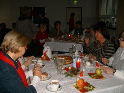 Foto zur Meldung: Seniorenweihnachtsfeier 2011