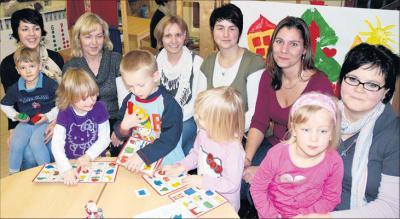 Foto zur Meldung: Mutti-Power für einen Sechssitzer - Neuer Förderverein für Kindertagesstätte in Elbingerode hilft Betreuungsangebot zu verbessern