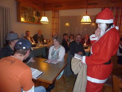 Foto zu Meldung: Weihnachtsfeier bei den Edelweißschützen im Jubiläumsjahr