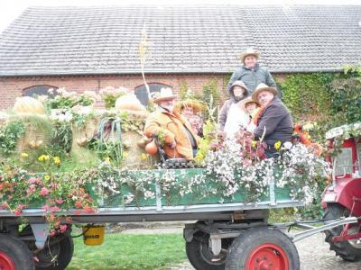 Foto zu Meldung: Drittes Erntefest im Gemeindeverband