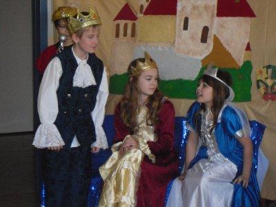Foto zur Meldung: König Drosselbart