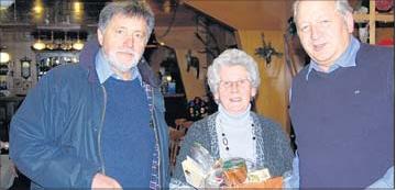 Foto zu Meldung: Extra-Dank für emsige Harzklublerin