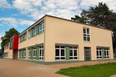 Foto zur Meldung: Neues Gymnasium öffnet die Türen - Zukünftigen Siebtklässlern und ihren Eltern bietet sich die Möglichkeit, die Schule zu besichtigen