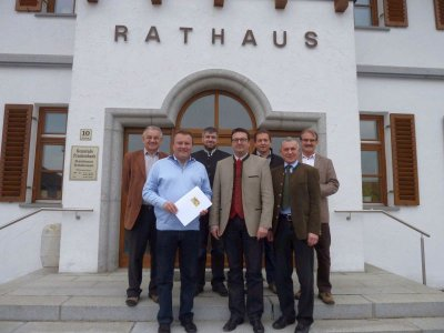 Foto zu Meldung: Erste Dorferneuerung in der Gemeinde Prackenbach
