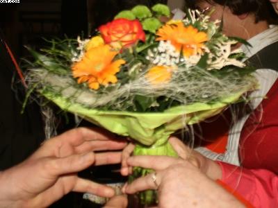 Foto zur Meldung: Neujahrsempfang 2012 in Wusterhausen