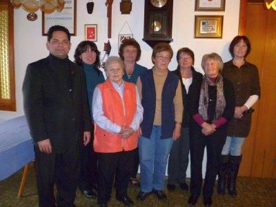 Foto zur Meldung: Vergelt´s Gott für 30 Jahre Tatkraft und Verantwortung im Frauen- und Mütterverein