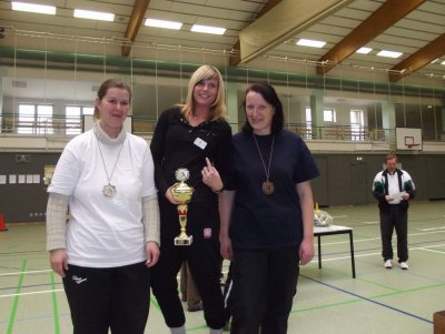 Foto zur Meldung: Casting - Landesmeisterschaften in Prenzlau