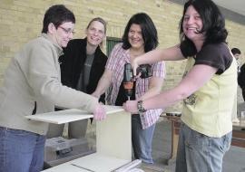 Vorschaubild zur Meldung: Eschenschule bekommt eine eigene kleine Phänomenta