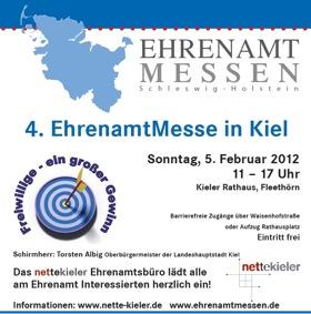 Foto zu Meldung: Ehrenamtsmesse 2012