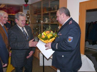 Foto zu Meldung: Auszeichnungen für langjährige Mitgliedschaft