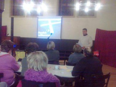 Foto zur Meldung: ERWACHSEN GLAUBEN - Informationsabend für Kirchenälteste