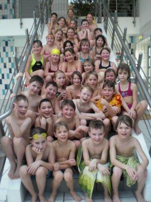 Foto zur Meldung: Schwimmkurs 2012