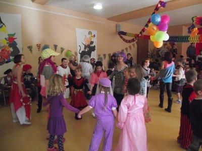 Foto zur Meldung: Schulfasching am Rosenmontag in Teupitz