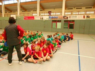 Foto zur Meldung: Zweifelderball - Turnier   2012