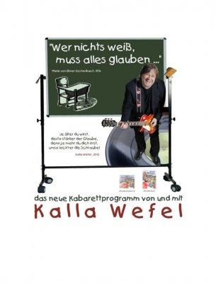 """Foto zur Meldung: Kulturbühne Ladbergen - Kalla Wefel """"Klingelt`s endlich?"""""""
