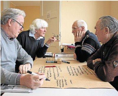 Foto zu Meldung: Ortsgemeinde: Zukunft für ältere Generation gestalten