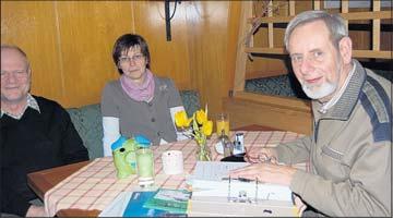 Foto zu Meldung: Auch Heine wanderte durch Elbingerode – wo er schlief, ist aber offen - Interessante wie unterhaltsame Buchlesung mit Schriftsteller Bernd Wolff beim Harzklub Elbingerode