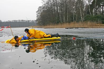 """Foto zu Meldung: Drei Wandlitzer Ortswehren mit """"Ice-Commander"""" ausgestattet"""