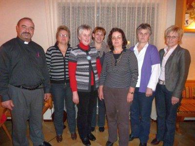 Foto zur Meldung: Der Katholische Frauenbund Moosbach/Altrandsberg hat eine neue Vorstandschaft