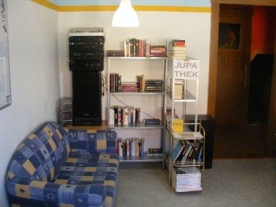 Foto zur Meldung: 16.03. 2012: 16.00 - 18.00 Uhr: JUPATHEK zeigt sich erstmalig - Bücher gewinnnen!!