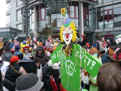 Foto zur Meldung: Veedelszoch 2010