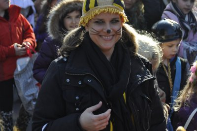 Foto zur Meldung: Veedelszoch zum Rathaus Kaarst
