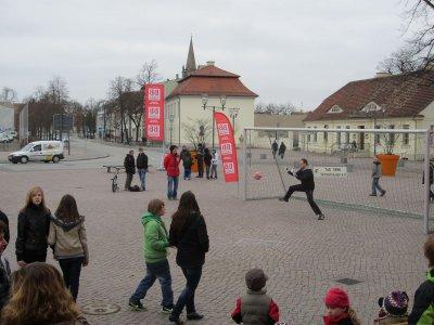 Vorschaubild zur Meldung: Oranienburg gewinnt Stadtwette
