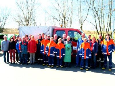 Foto zu Meldung: Frühjahrsputz SPD und Vereine
