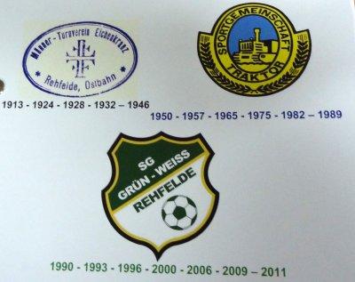Foto zur Meldung: 100 Jahre Sport in Rehfelde
