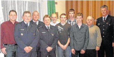 Foto zur Meldung: Freiwillige Feuerwehr: Feuerwehr aus Burgschwalbach hat im Jahr 2011 22 Übungen absolviert