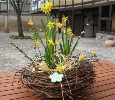 Foto zur Meldung: Ostern im Wegemuseum