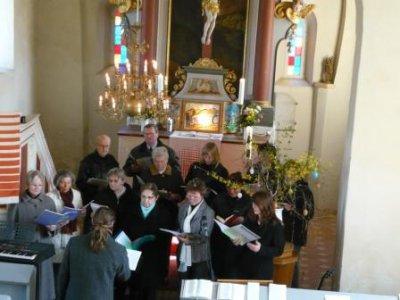 """Foto zur Meldung: """"Siegerehrung"""" zum Osterfest"""