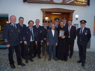 Foto zur Meldung: Zum 90. Geburtstag von Simon Schnitzbauer
