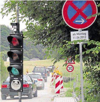 Foto zur Meldung: Ortsgemeinde: Umleitungsstrecke wird zur Problemzone