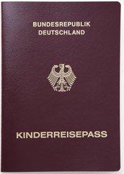 Foto zu Meldung: Ungültigkeit von Kindereinträgen im Reisepass der Eltern