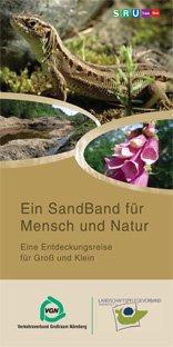 Vorschaubild zur Meldung: Viele Hände für Natur und Kunst - Zusammenarbeit mit dem Landschaftspflegeverband Nürnberg e.V. beim Naturlehrpfad