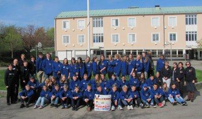 Foto zur Meldung: Projekttreffen in Kungälv vom 7. bis 11. Mai 2012