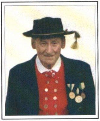 Foto zur Meldung: Ludwig Laumer starb im gesegneten Alter von 91 Jahren