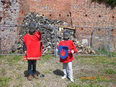 Foto zur Meldung: Projekt Mittelalter