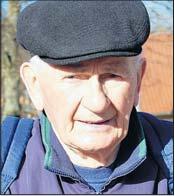 Vorschaubild zur Meldung: Aus den Vereinen: Hugo Ehrt – auch mit 90 Jahren noch aktiv dabei