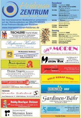 Foto zur Meldung: Stadtfest Heidenau 1.-3.6.2012
