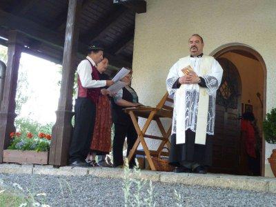 Foto zur Meldung: Maiandacht mit dem Bergler Gsang