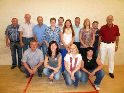 Foto zur Meldung: Generalversammlung beim Dorfverein Hagengrub