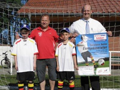 Foto zur Meldung: FCH-Fußballcamp: Trainer topausgebildet