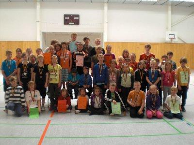 Foto zur Meldung: Sportfest 2012