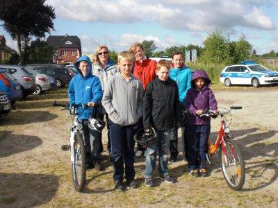 Foto zur Meldung: Kreismeisterschaft im Radfahren am 02.06.2012