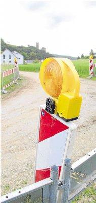 Foto zur Meldung: Ortsgemeinde: Kreisstraße ab Montag voll gesperrt