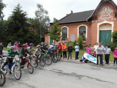 Foto zur Meldung: Kleine Friedensfahrt 2012